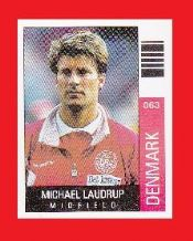Denmark Michael Laudrup Real Madrid